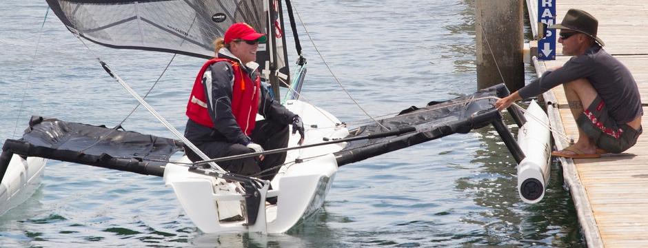 Pierpont Performance Sailing Professional Sailing Instruction